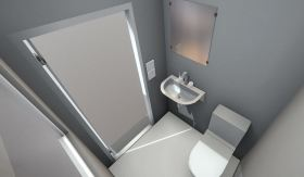 Low-poly break room (5)