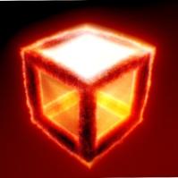 3d - Haupt Burning Cube