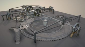 Mechanical City (WIP-1)