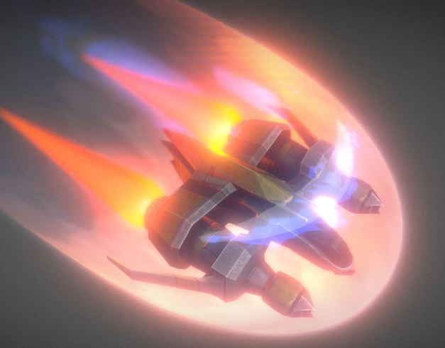 Star Fighter Spacecraft