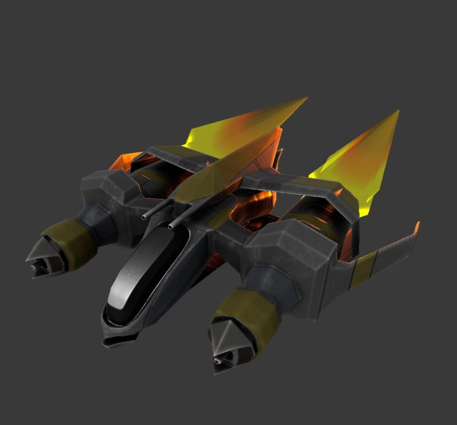 Star Fighter Spacecraft