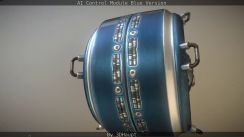 AI Control Module Blue Version by 3dhaupt0061