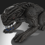 Alien Animal _3DHaupt_ (1)