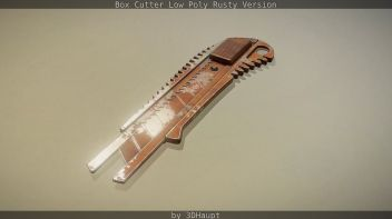 Box Cutter Low Poly Rusty Version_by_3dhaupt_Dennis_Haupt0538