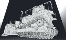 Bulldozer_by_3DHaupt_ (5)