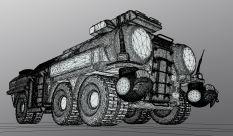 Amphibious Tank 3d-printable by 3DHaupt (4)