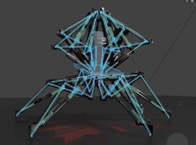 Sphere-Bot design with some hydraulic upgradesMade by Dennis Haupt (3DHaupt) (3)