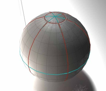Sphere-Bot design with some hydraulic upgradesMade by Dennis Haupt (3DHaupt) (6)