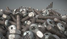 1 Rusty Nuts and Bolts by _3DHaupt_ (3)