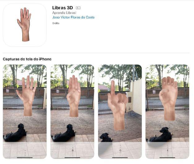 Libras 3D