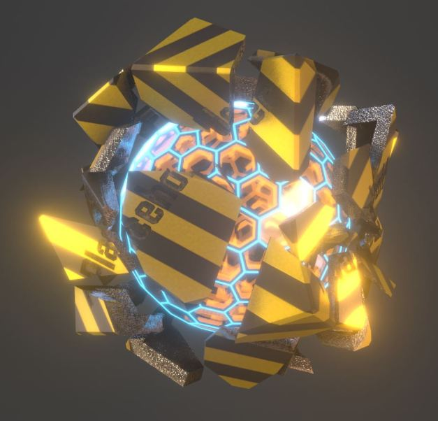 Placeholder Cube 1-by-3DHaupt-Blender 2-8 Version (1)