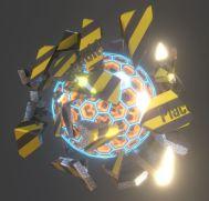 Placeholder Cube 1-by-3DHaupt-Blender 2-8 Version (3)